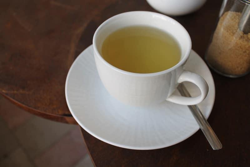 Tee, Tasse, marokkanischer Minztee