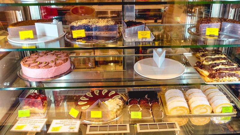 Glutenfreie backwaren im eis voh in steglitz unsere for Kuchen berlin steglitz