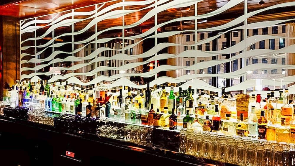 die lang bar wie gut ist die hotelbar im waldorf astoria. Black Bedroom Furniture Sets. Home Design Ideas