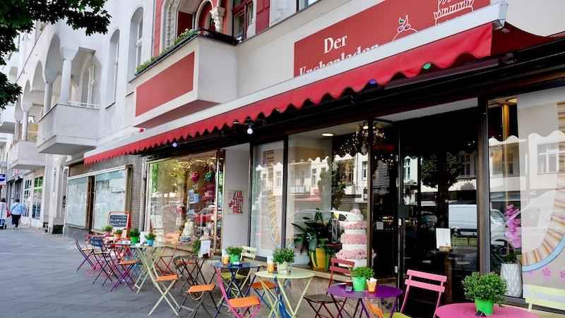 Fur Leckermaulchen Der Kuchenladen In Charlottenburg