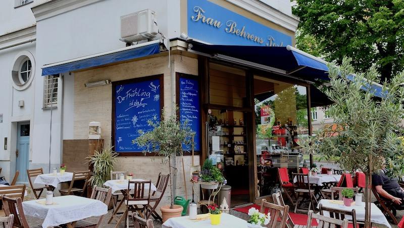 Cafe Frau Behrens Berlin