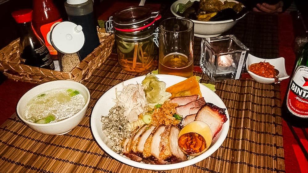 Indonesische Küche Berlin | Warong Mie Berlin Ick Liebe Dir