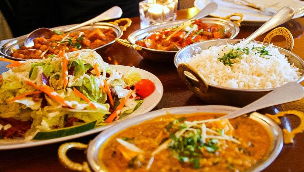 Indische Küche im Khushi im Prenzlauer Berg | BERLIN ICK LIEBE DIR