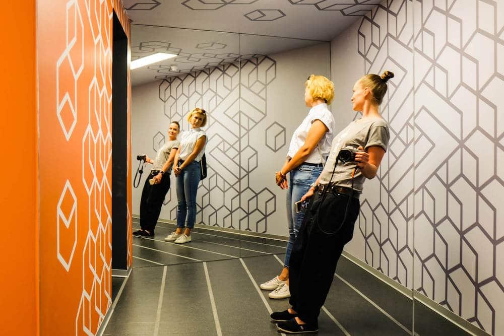 Illusion museum berlin