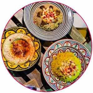 Aleppo Supper Club Syrische Spezialitäten Berlin Ick Liebe Dir