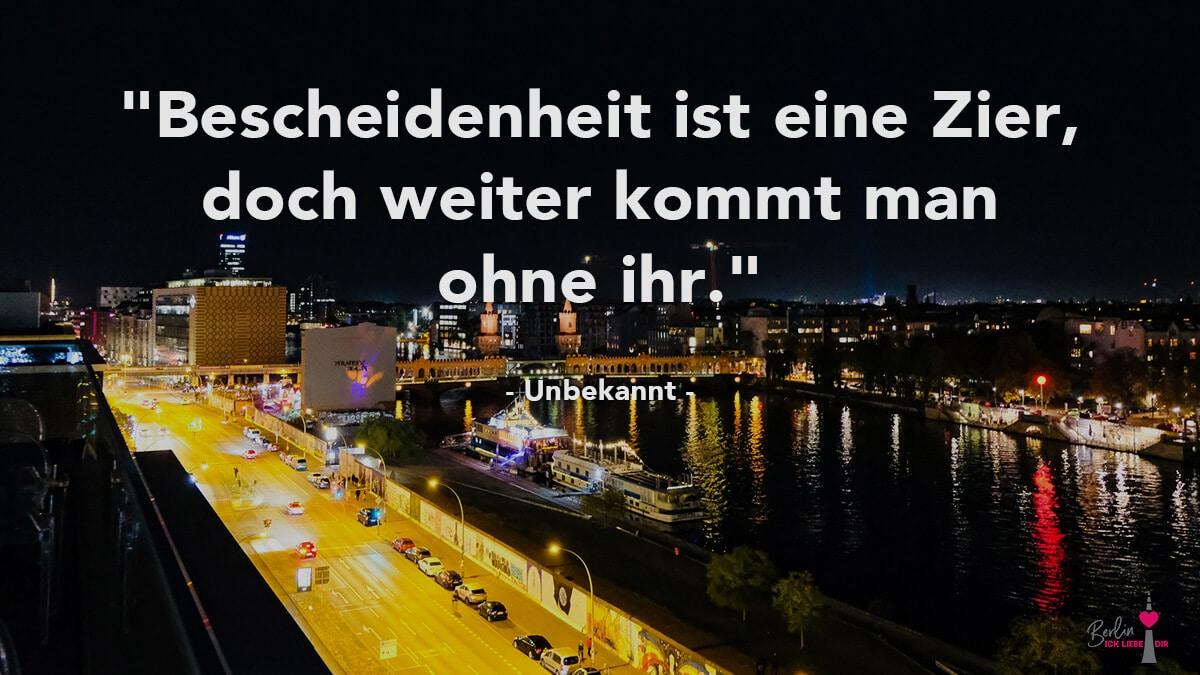 Berliner Spruche Zitate Berlin Ick Liebe Dir