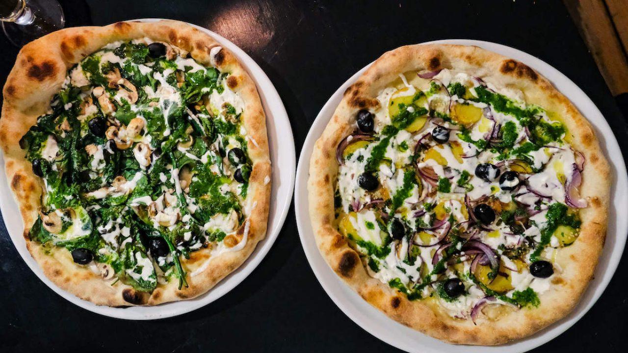 Das Sotto in Wedding - Vegane Pizza at its best | BERLIN ICK LIEBE DIR