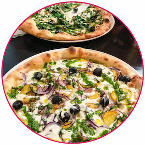 Das Sotto in Wedding - Vegane Pizza at its best | BERLIN ICK LIEBE DIR