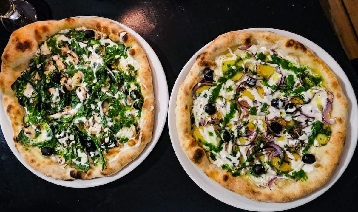 Das Sotto in Wedding - Vegane Pizza at its best   BERLIN ICK LIEBE DIR
