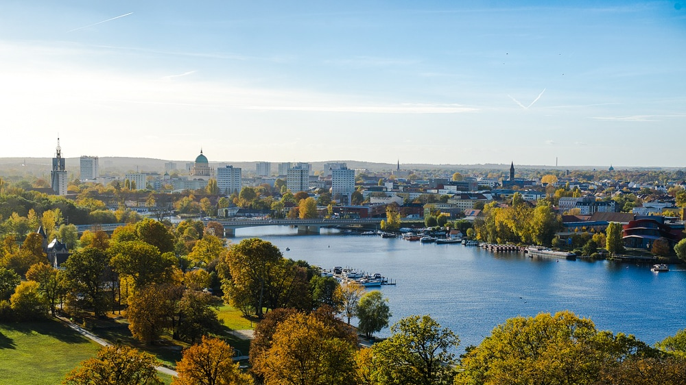 Potsdam – Filmstadt mit historischem Flair